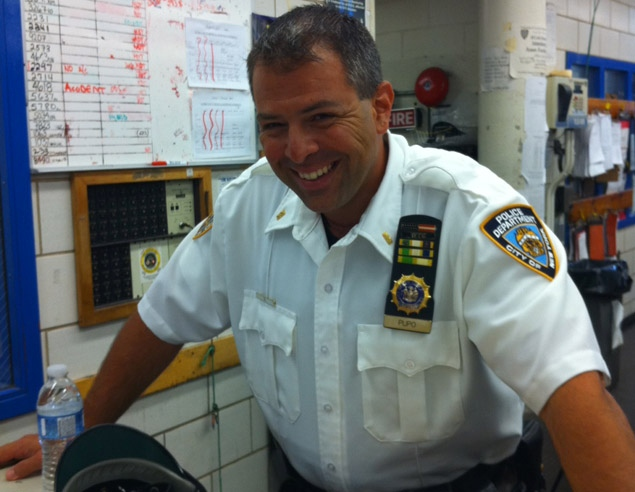 Lieutenant Christopher M. Pupo | New York City Police Department, New York
