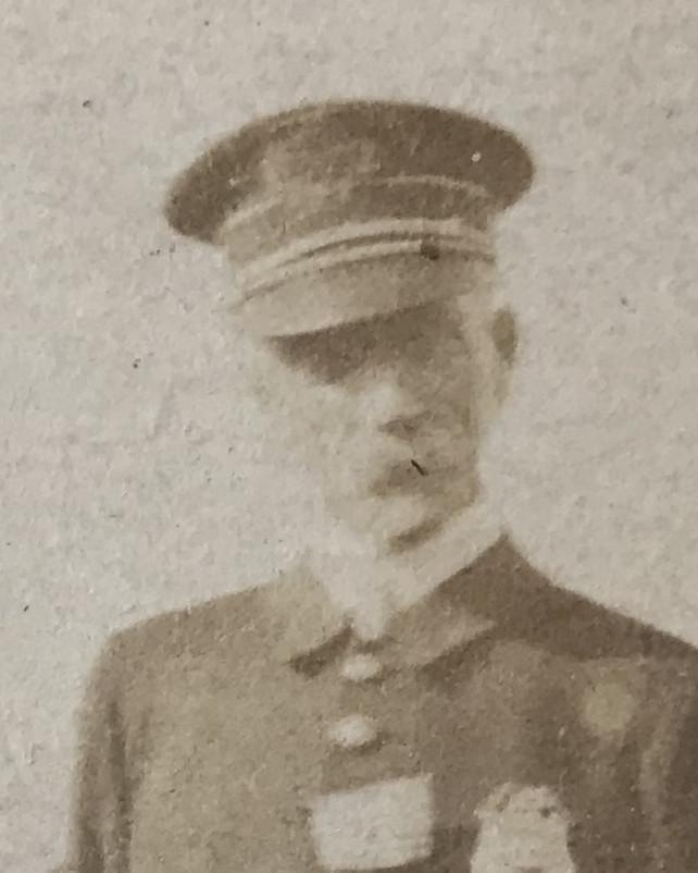 Chief of Police Joseph Wilson Norris | Juniata Borough Police Department, Pennsylvania