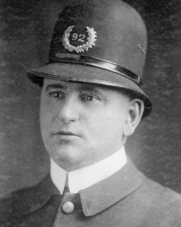 Officer Charles E. Vincent | Portland Police Bureau, Oregon