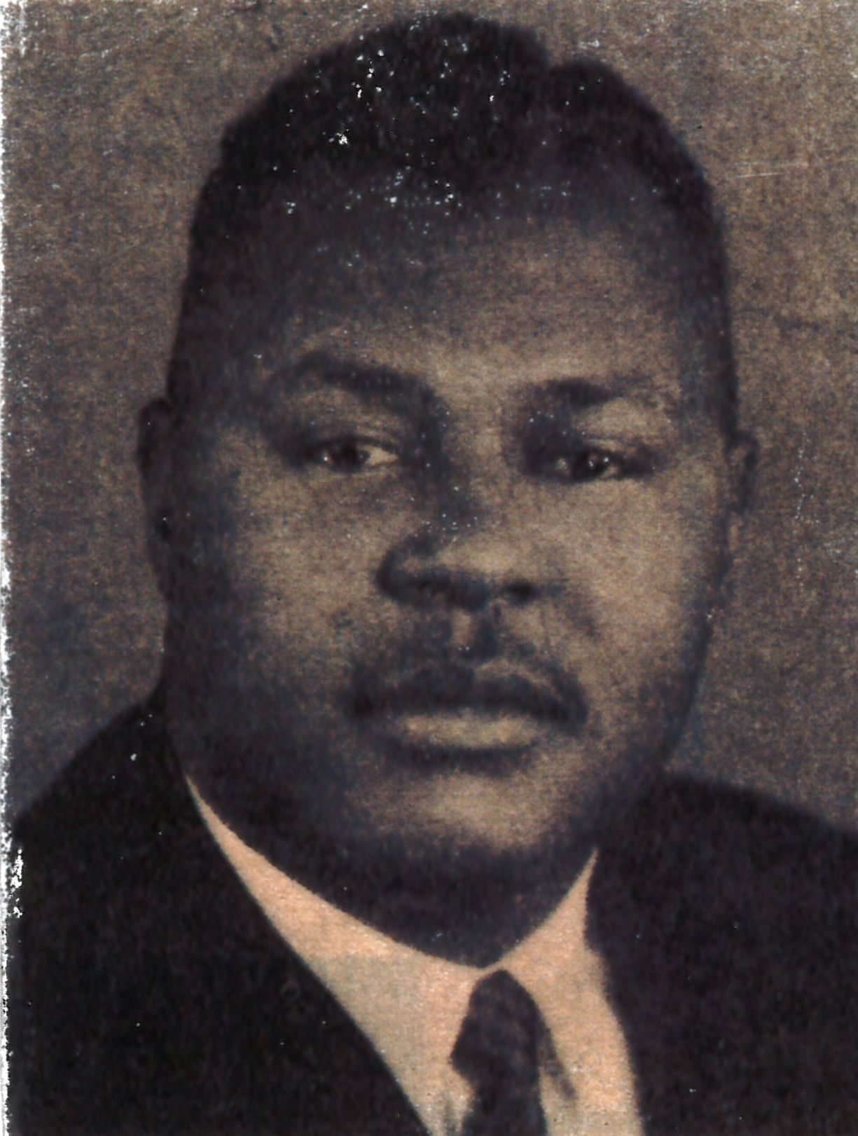 Detective Theodore Roosevelt Cole, Jr. | Chapel Hill Police Department, North Carolina