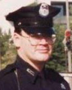 Patrolman John P  Gibbons, III, Woburn Police Department, Massachusetts