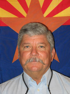 Police Officer James Dutch Lister | Arizona State University Police Department, Arizona