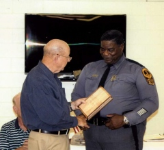 Master Trooper Junius Alvin Walker | Virginia State Police, Virginia