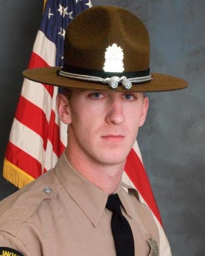 Trooper James Michael Sauter | Illinois State Police, Illinois