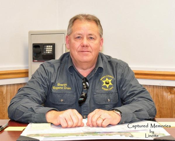 Sheriff Eugene Crum | Mingo County Sheriff's Office, West Virginia