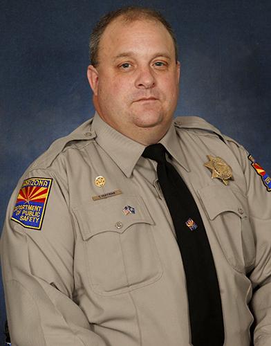 Officer Timothy Allen Huffman   Arizona Department of Public Safety, Arizona