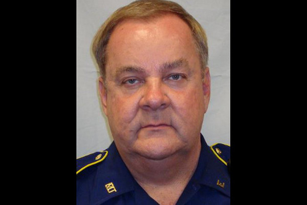 Deputy Sheriff Steven George Netherland   Vernon Parish Sheriff's Office, Louisiana