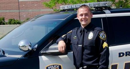 Sergeant Derek Ray Johnson   Draper Police Department, Utah