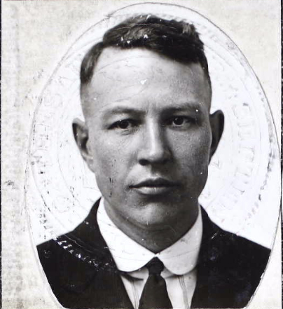 Federal Prohibition Agent Jacob P. Brandt | United States Department of the Treasury - Internal Revenue Service - Prohibition Unit, U.S. Government