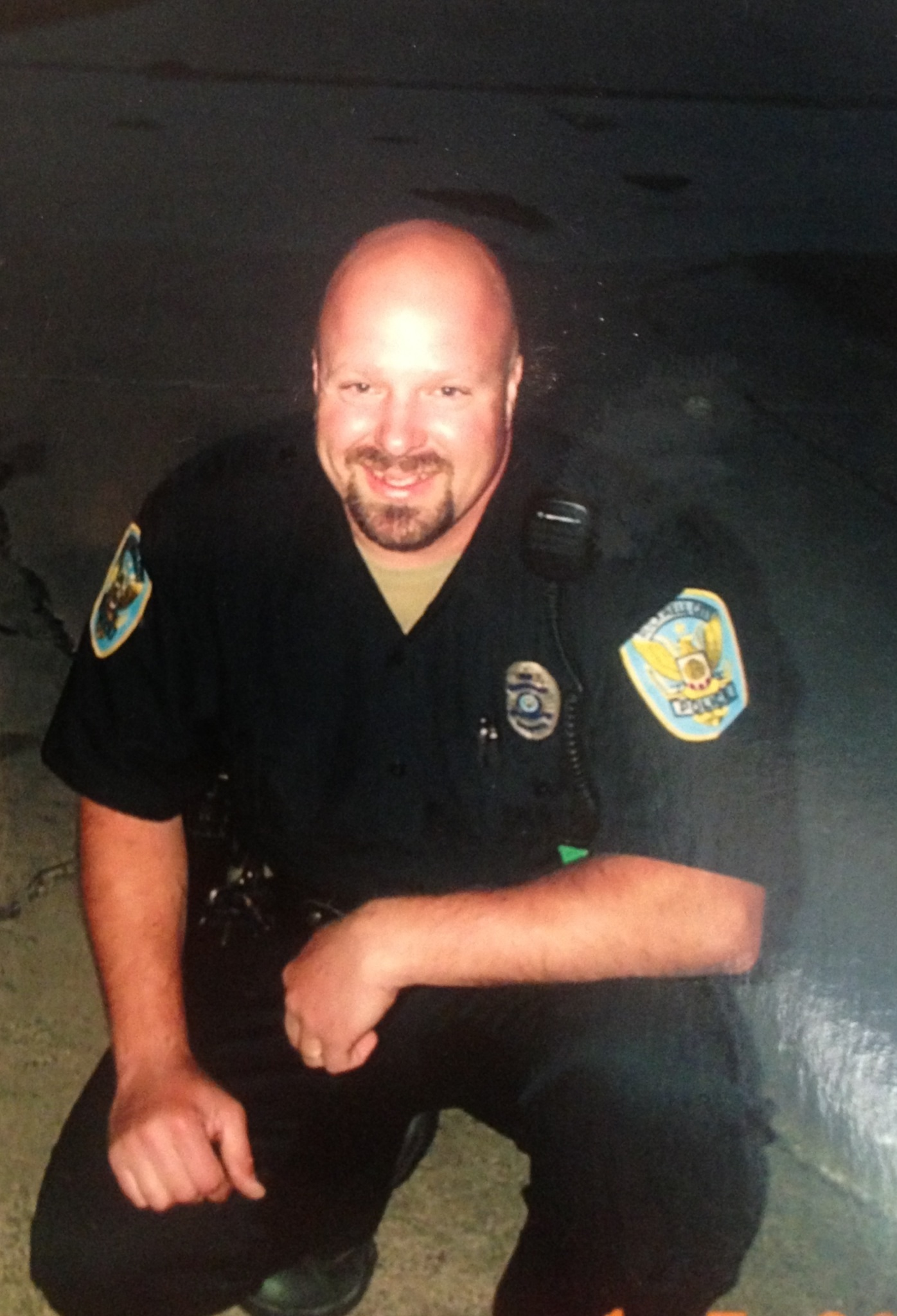 Police Officer Jamie Daniel Buenting | Rockwell City Police Department, Iowa