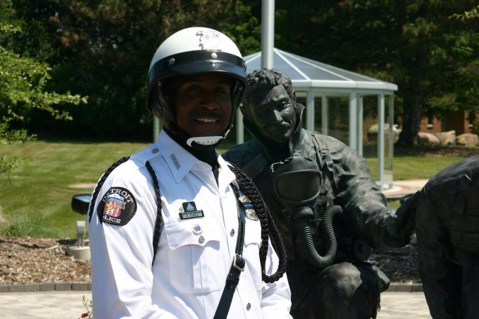 Police Officer Rodney Wayne Jones | Detroit Police Department, Michigan