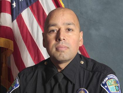 Sergeant Leonard Robert Luna, Jr. | Hawthorne Police Department, California