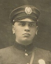 Patrolman Clarence A. Jones | West Elizabeth Borough Police Department, Pennsylvania