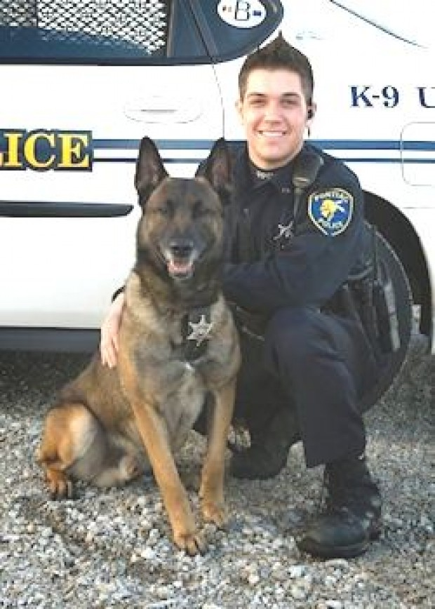 Police Officer Casey Joseph Kohlmeier | Pontiac Police Department, Illinois