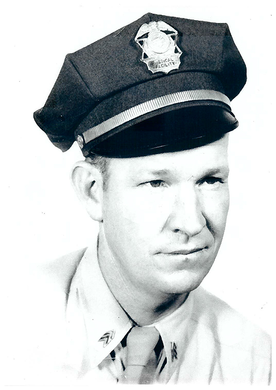 Lieutenant Frank Rankin, Jr.   California Department of Corrections and Rehabilitation, California