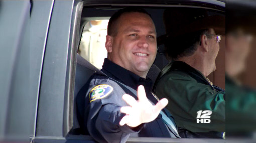 Police Chief Steven K. Fleming   Gainesville Police Department, Texas