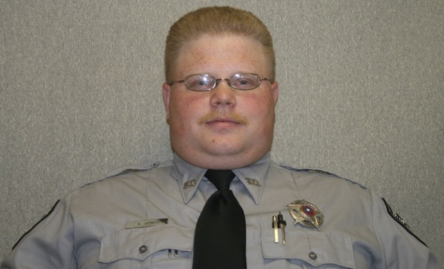 Sergeant Investigator Fredrich Adam Sowders | Burleson County Sheriff's Office, Texas