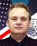 Sergeant Garrett S. Danza   New York City Police Department, New York