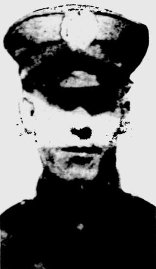 Sergeant George L. MacPhee | Rankin Borough Police Department, Pennsylvania