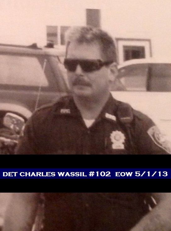 Detective Charles John Wassil, Jr. | Peekskill Police Department, New York