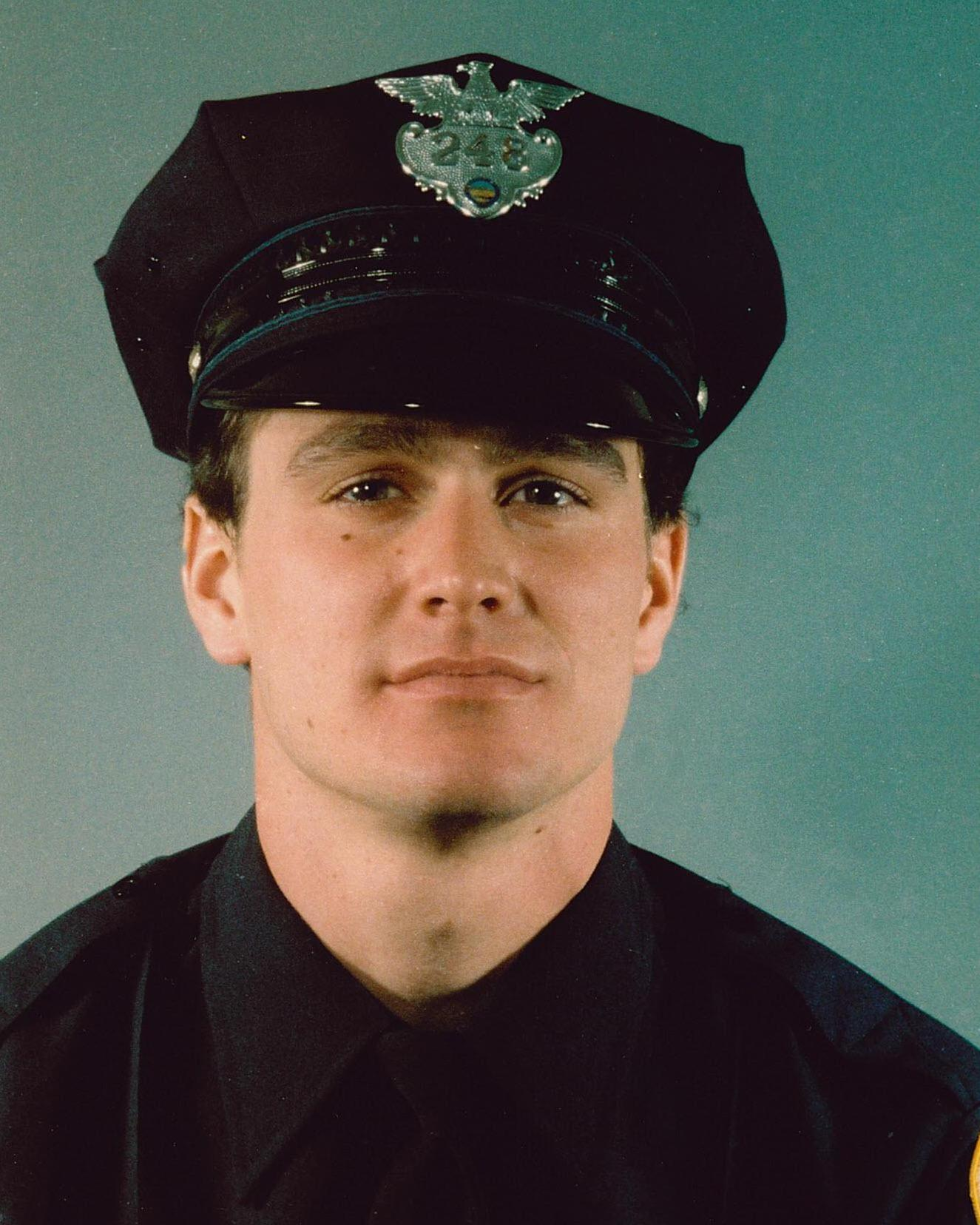 Police Officer Jonathan R. Long   Akron Police Department, Ohio