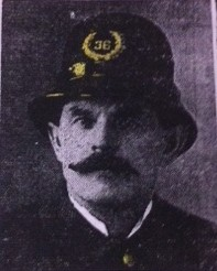 Officer Samuel F. Irish | Indianapolis Police Department, Indiana