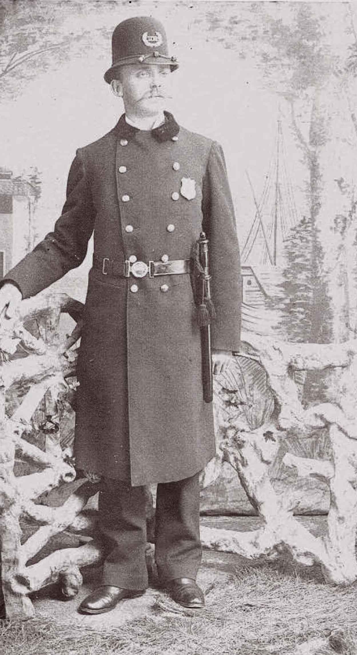 Patrolman Frank Williams | Chicago Police Department, Illinois