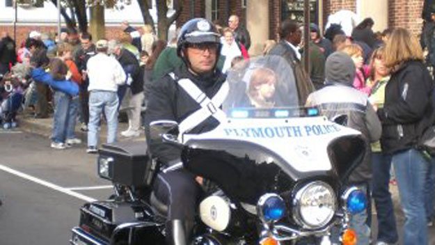 Police Officer Gregory Todd Maloney | Plymouth Police Department, Massachusetts