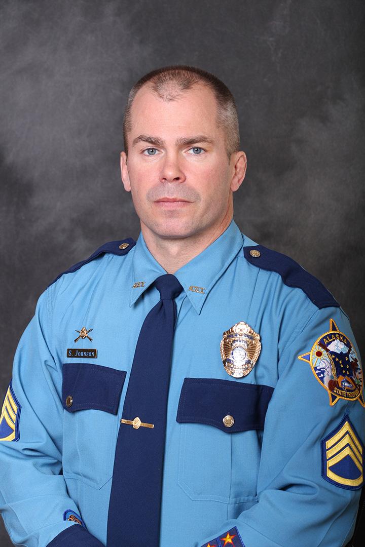 Sergeant Patrick Scott Johnson | Alaska State Troopers, Alaska