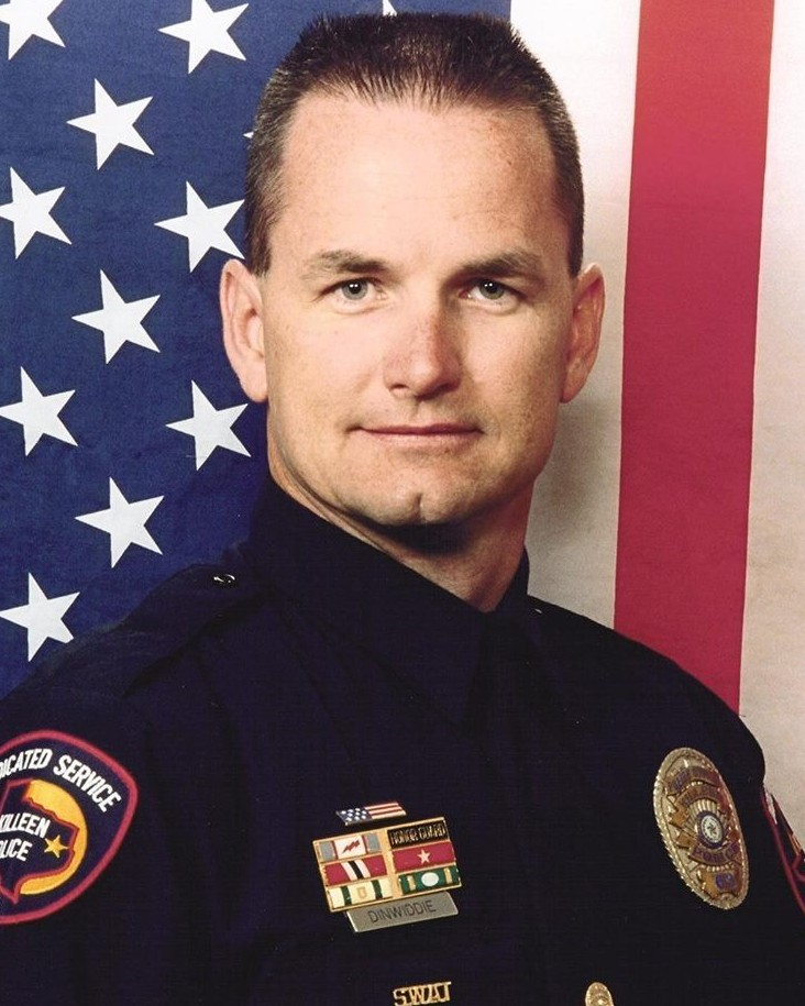 Detective Charles David Dinwiddie | Killeen Police Department, Texas