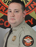 Deputy Sheriff Steven LaCruz Thomas | Franklin County Sheriff's Office, Georgia