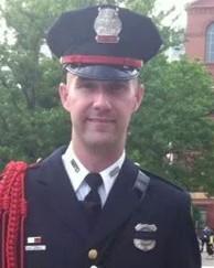 Police Officer Brian Wayne Jones   Norfolk Police Department, Virginia