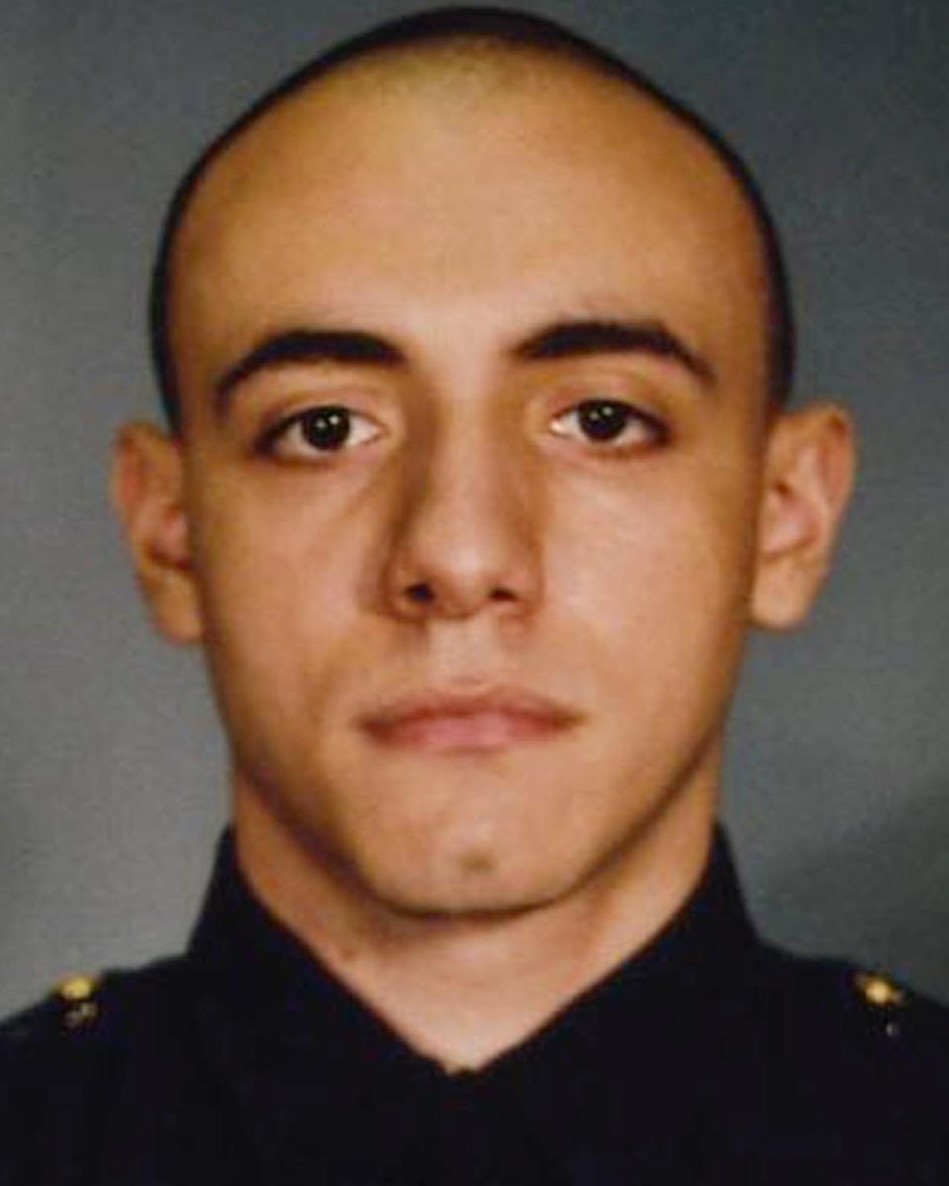 Detective Melvin Vincent Santiago | Jersey City Police Department, New Jersey