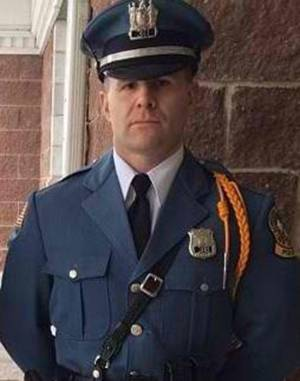 Police Officer Christopher Mark Goodell | Waldwick Police Department, New Jersey