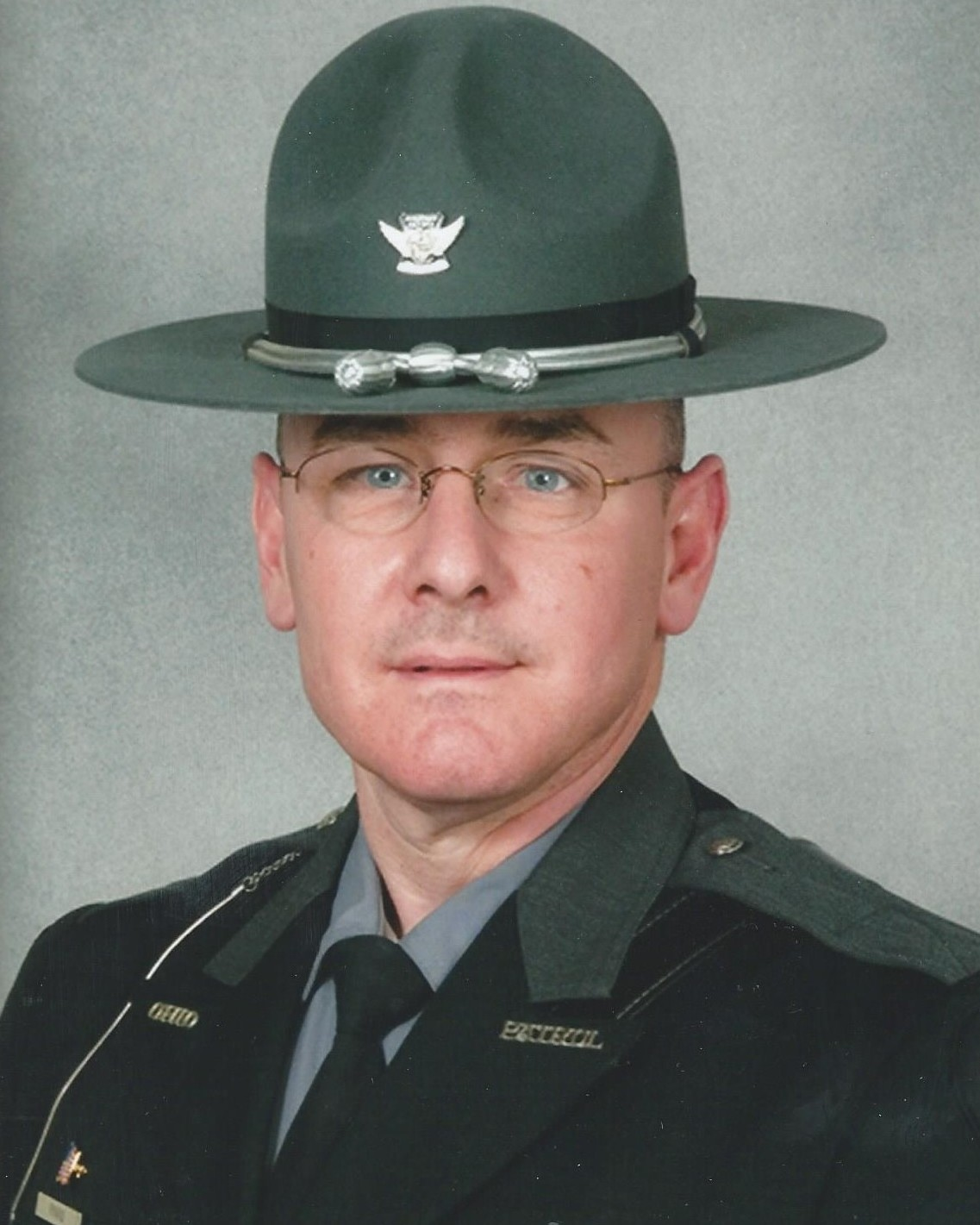 Trooper Michael Allyn Paris, Sr. | Ohio State Highway Patrol, Ohio