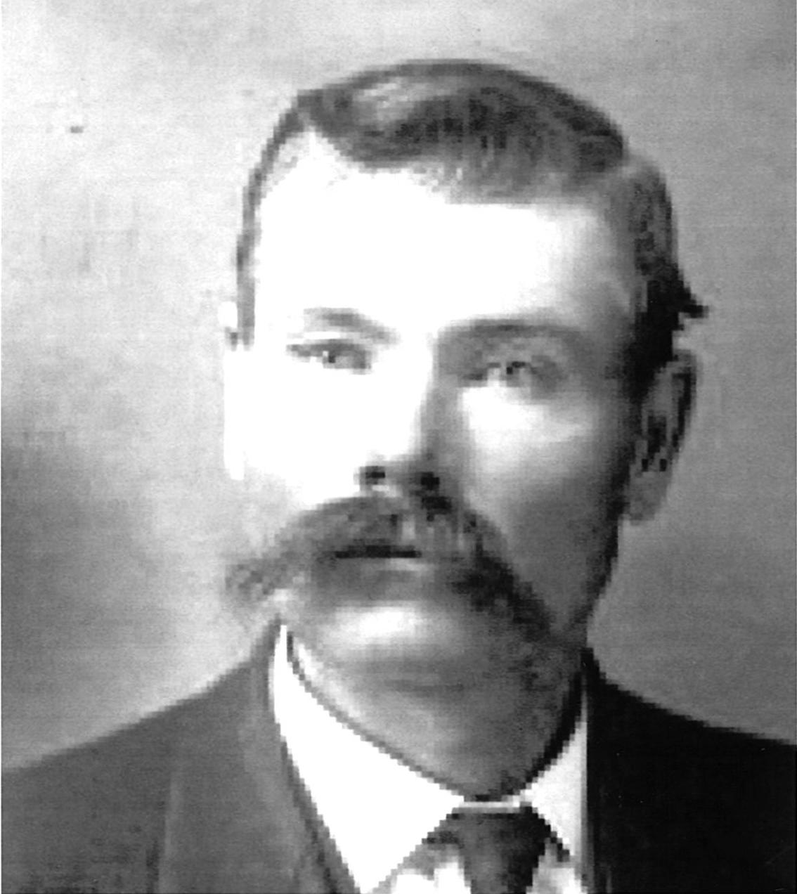 Night Marshal Richard Lansing