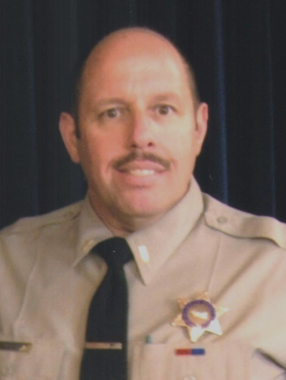 Lieutenant Patrick Libertone | Los Angeles County Sheriff's Department, California