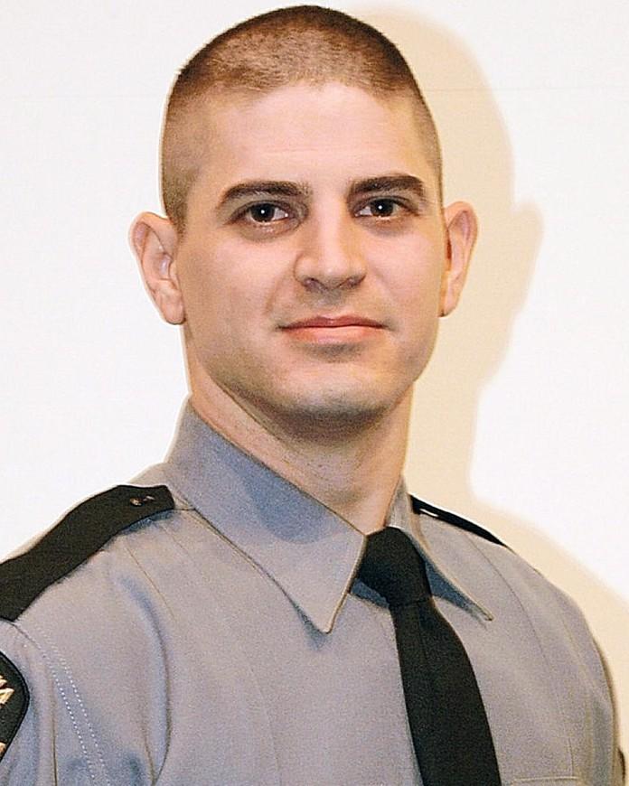 Corporal Bryon Keith Dickson, II | Pennsylvania State Police, Pennsylvania