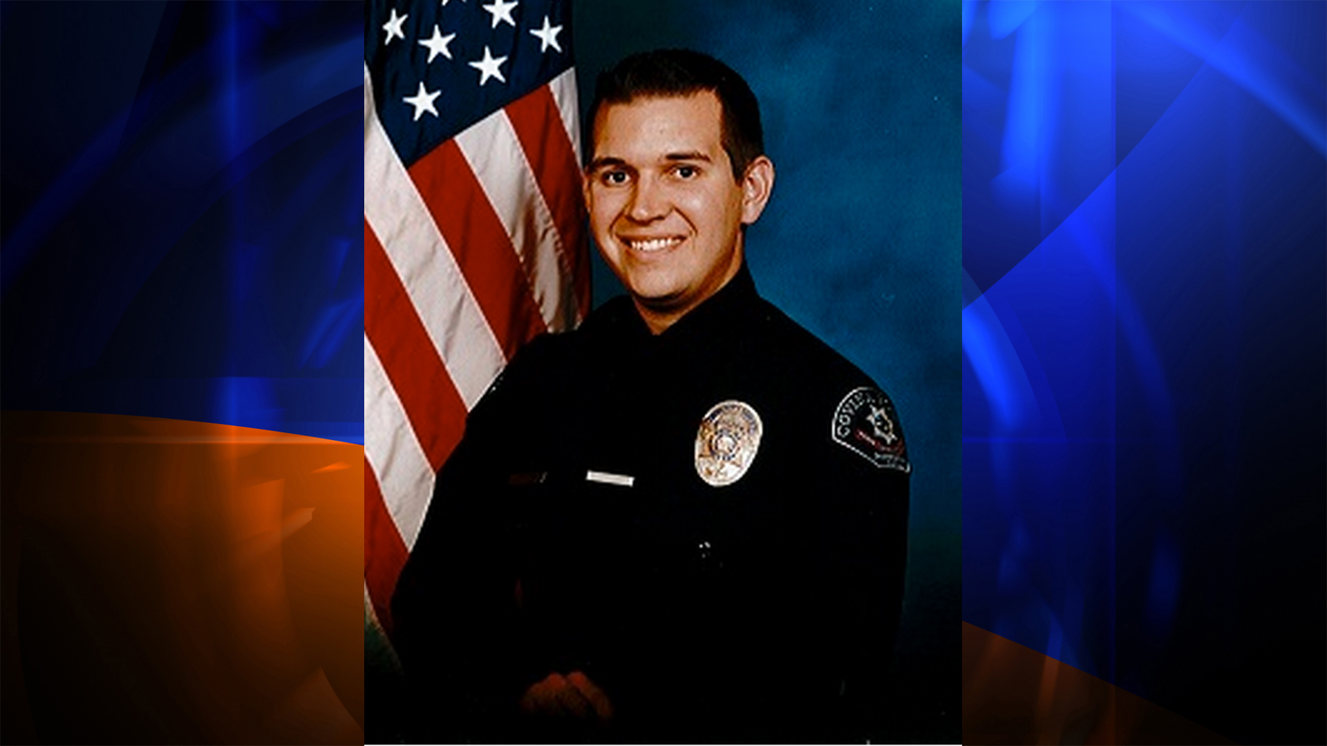 Police Officer Jordan Jeffrey Corder | Covina Police Department, California