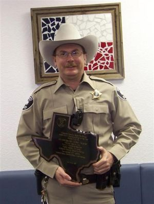 Sergeant Michael Joe Naylor | Midland County Sheriff's Office, Texas