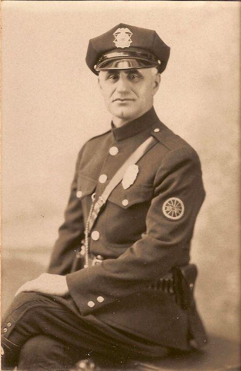 Police Officer Edward W.