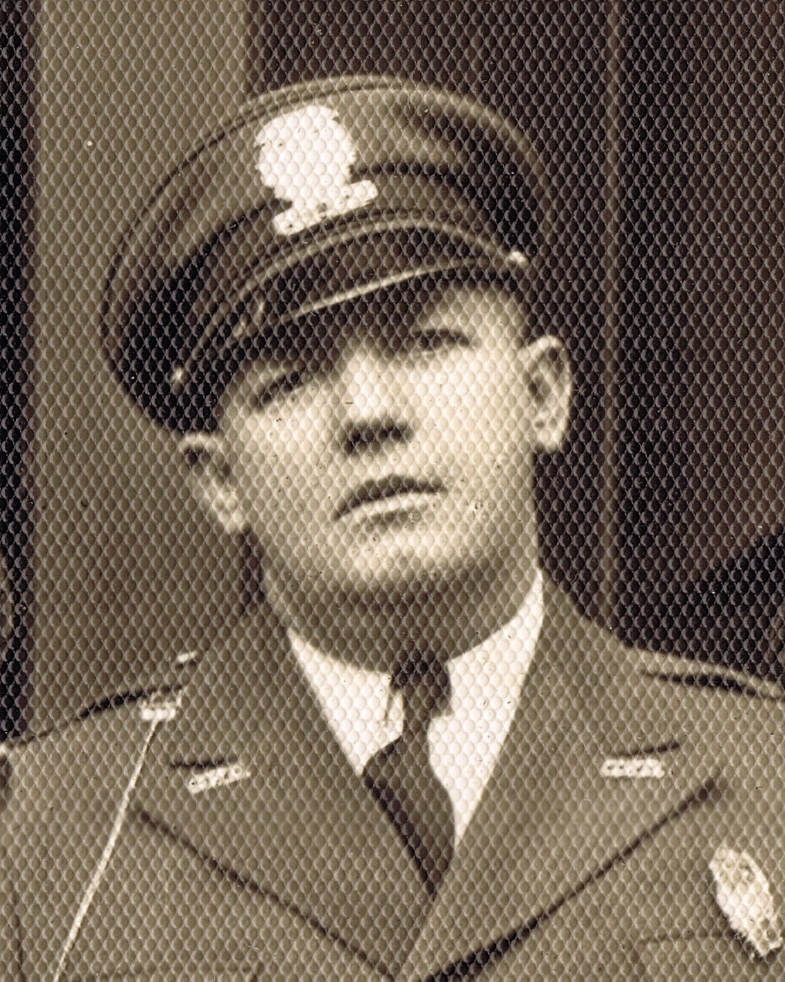 Patrolman George T. Arnold | Charleroi Borough Police Department, Pennsylvania
