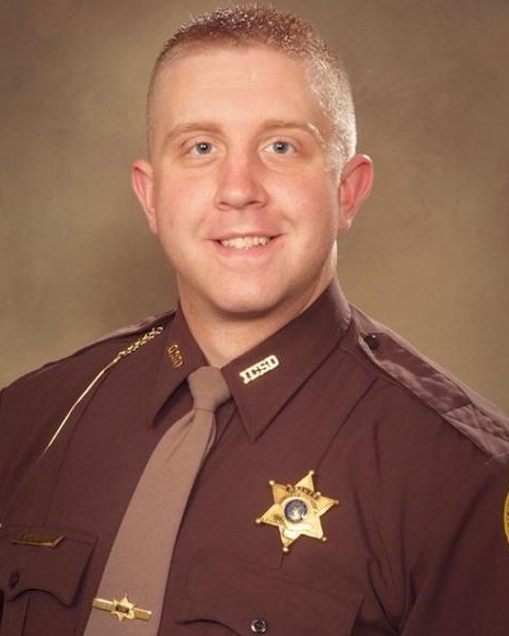 Deputy Sheriff Grant William Whitaker | Ingham County Sheriff's Office, Michigan