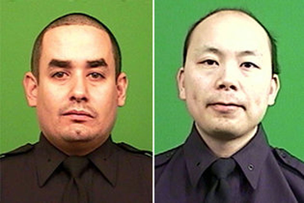 Detective Rafael L. Ramos   New York City Police Department, New York