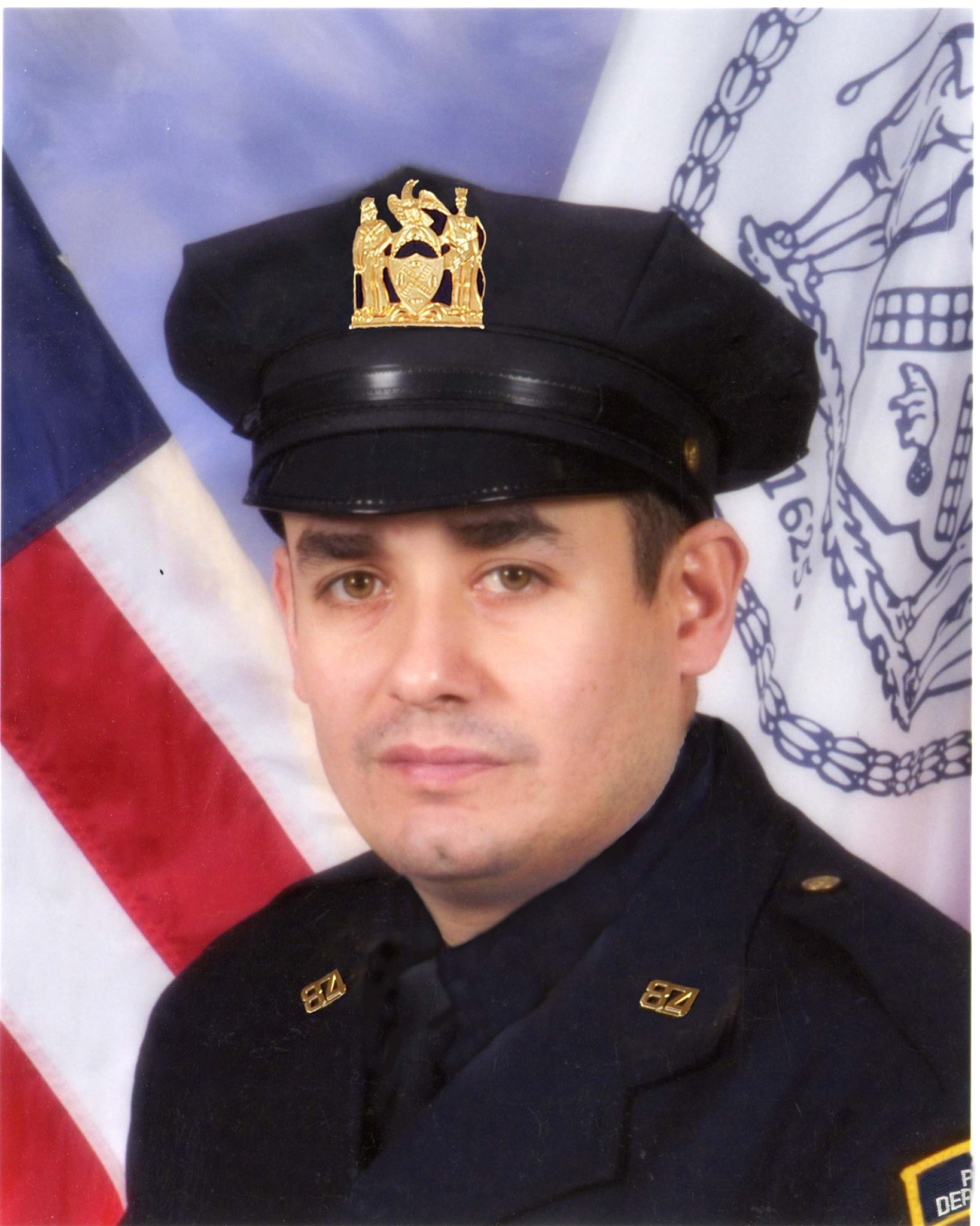 Detective Rafael L. Ramos | New York City Police Department, New York