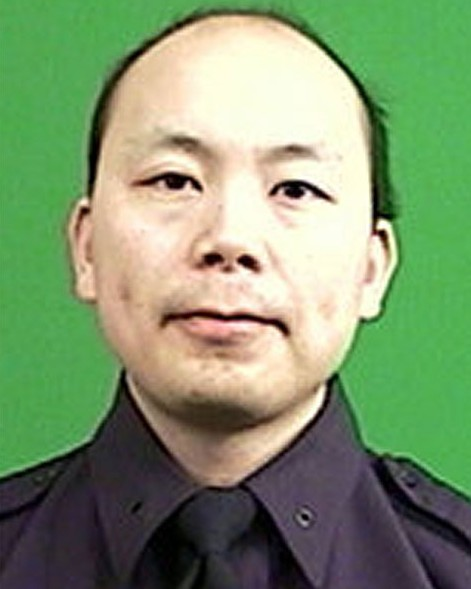 Detective Wenjian Liu | New York City Police Department, New York