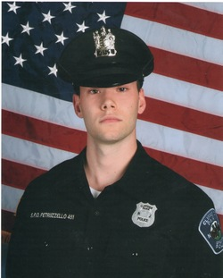 Police Officer Stephen John Petruzzello | Cliffside Park Police Department, New Jersey