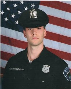Police Officer Stephen John Petruzzello | Cliffside Park Police Department, New Jersey