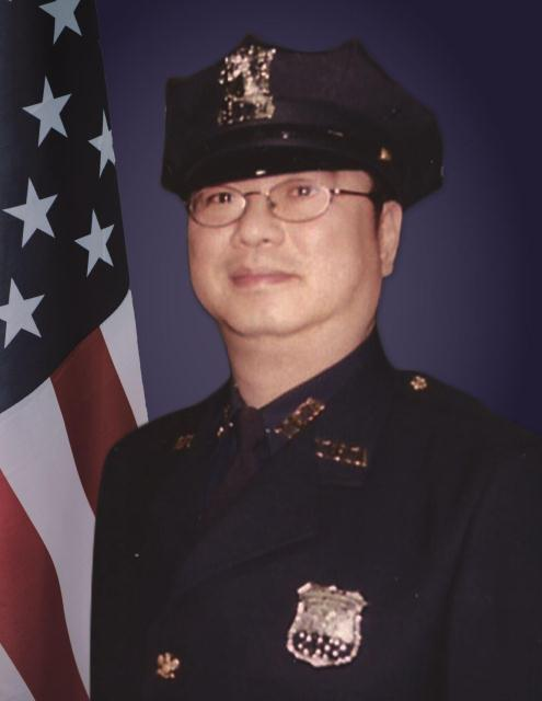 Bridge and Tunnel Officer Thomas K. Choi | Triborough Bridge and Tunnel Authority Police, New York