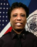 Police Officer Karen E. Barnes | New York City Police Department, New York